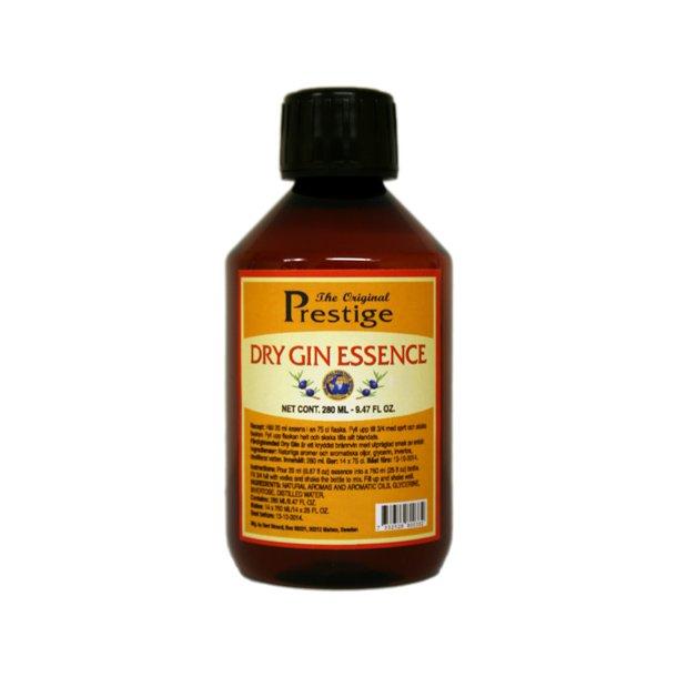 Dry Gin, engelsk, 280 ml.