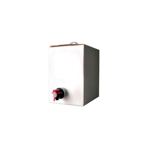 BiB sæt til 5 liter vin, inkl. alupose og æske