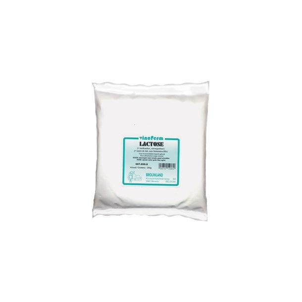 Laktose (mælkesukker) 250 g.