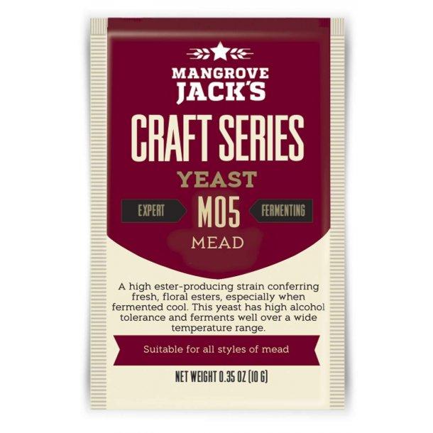 Mangrove Jack's Craft Series M05 Mead, 10 gr.