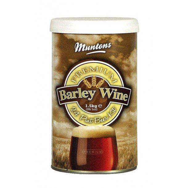Muntons Barley Wine, 1,5 kg. ølsæt