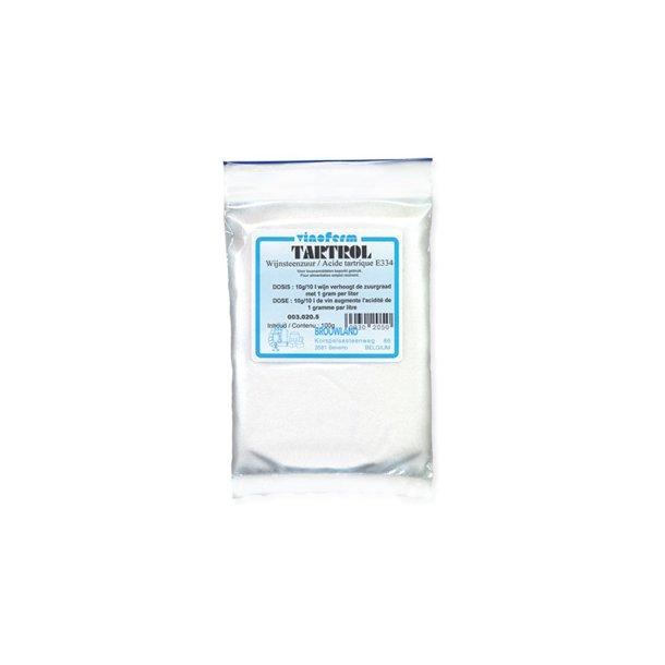 Vinsyre (Tartrol), 100 g.